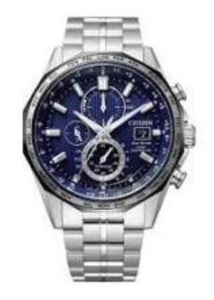 CITIZEN Gents Wrist Watch Model H800 Super Titanio AT8218-81E