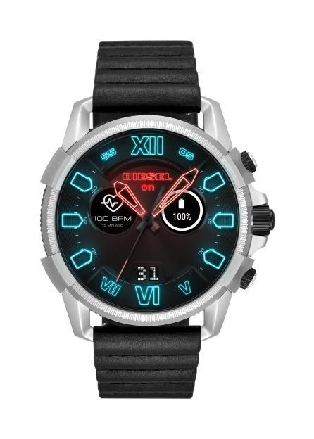 DIESEL ON SmartWrist Watch Model FULL GUARD DZT2008