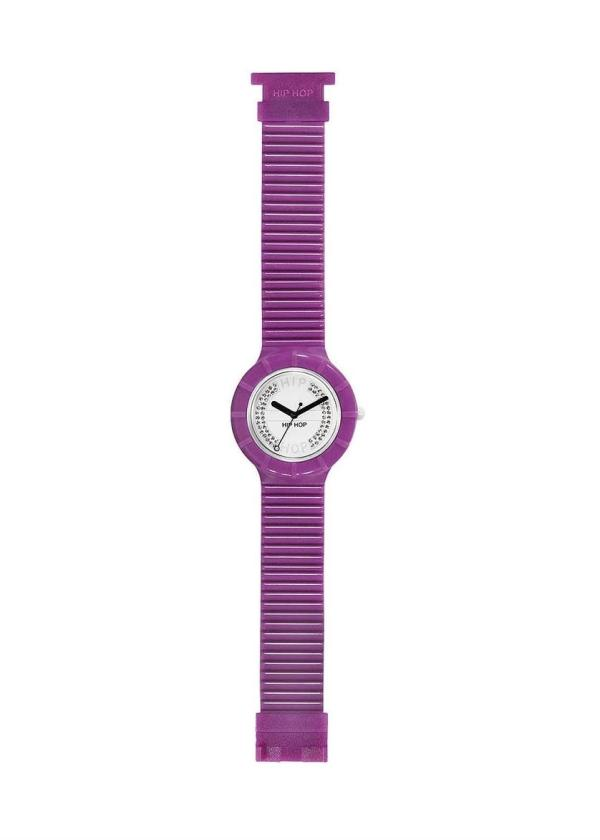 HIP HOP Wrist Watch Model CRYSTAL HWU0068