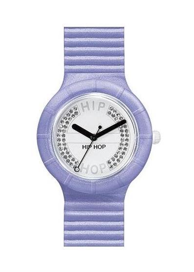 HIP HOP Wrist Watch Model CRYSTAL MINI HWU0227
