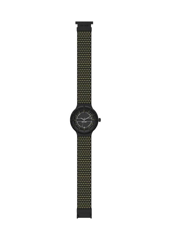 HIP HOP Wrist Watch Model MAN DATA HWU0314