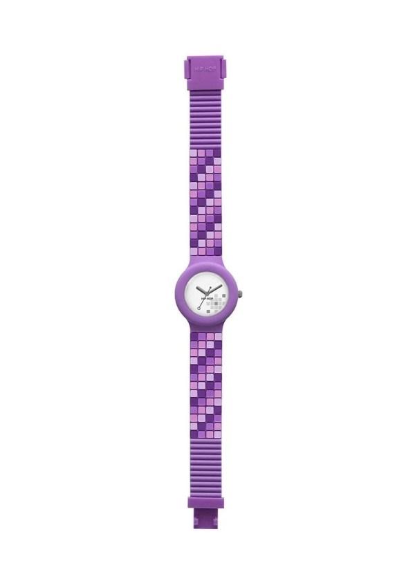 HIP HOP Wrist Watch Model MOSAIC HWU0457