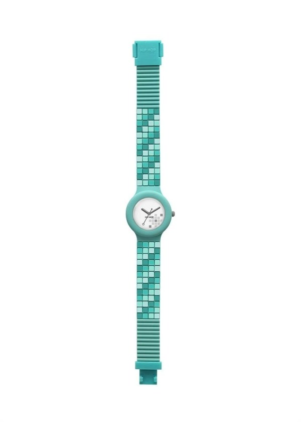 HIP HOP Wrist Watch Model MOSAIC HWU0458