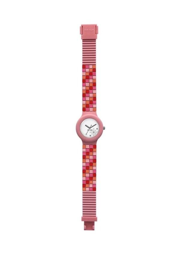 HIP HOP Wrist Watch Model MOSAIC HWU0459