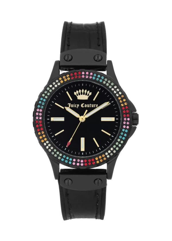 JUICY COUTURE Womens Wrist Watch JC/1009MTBK