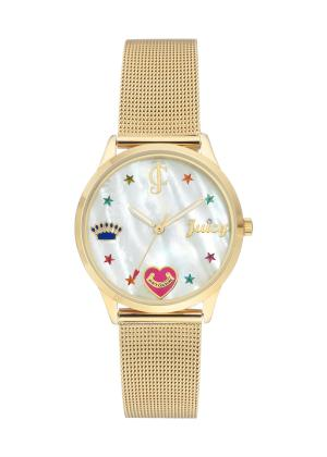 JUICY COUTURE Womens Wrist Watch JC/1024MPGB