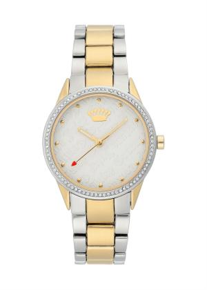 JUICY COUTURE Womens Wrist Watch JC/1175SVTT