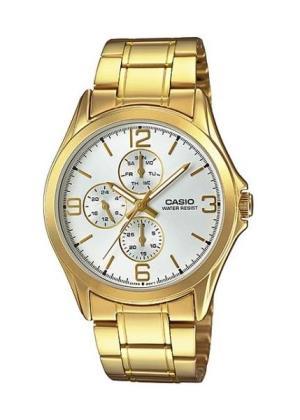 CASIO Gents Wrist Watch MTP-V301G-7A