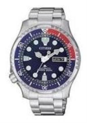 CITIZEN Gents Wrist Watch Model Divers Automatic 200 mt NY0086-83L