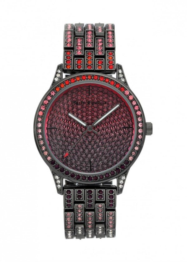 JUICY COUTURE Womens Wrist Watch JC/1138MTBK