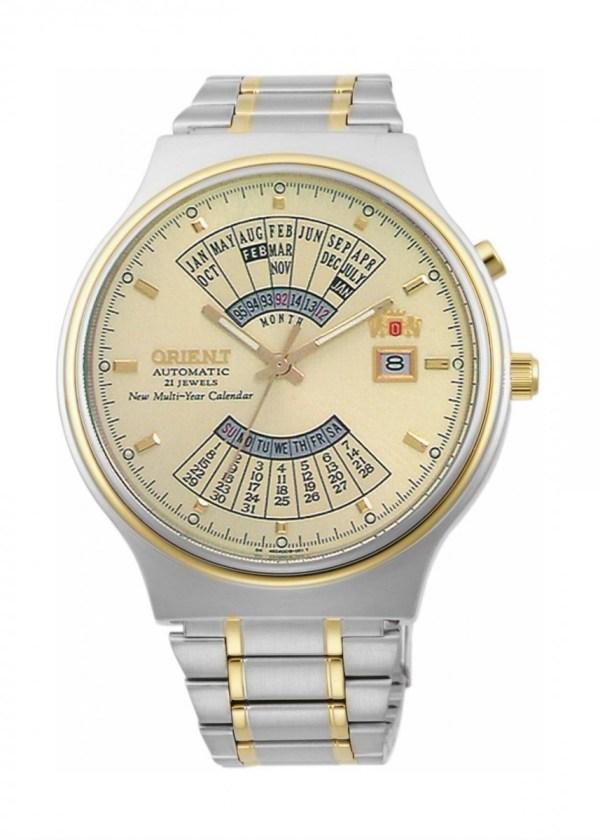 ORIENT Mens Wrist Watch FEU00000CW