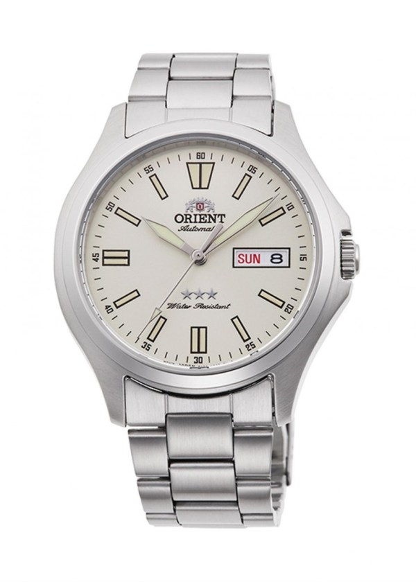 ORIENT Mens Wrist Watch RA-AB0F12S19B