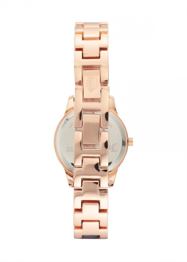 JUICY COUTURE Womens Wrist Watch JC/1114RGNV