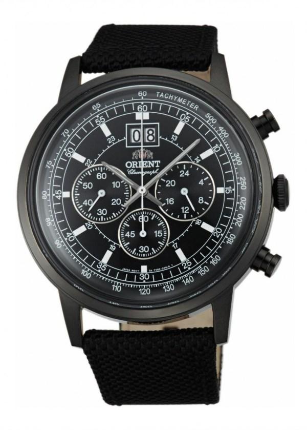 ORIENT Mens Wrist Watch FTV02001B0