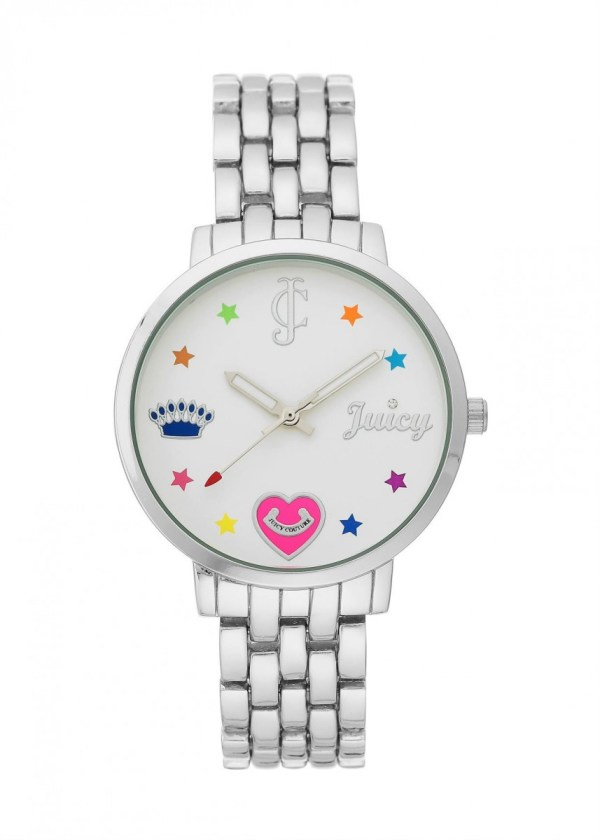 JUICY COUTURE Womens Wrist Watch JC/1108SVSV