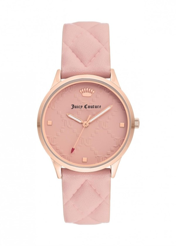 JUICY COUTURE Womens Wrist Watch JC/1080RGPK