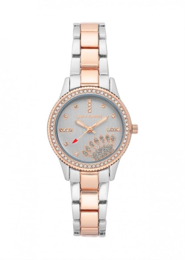JUICY COUTURE Womens Wrist Watch JC/1110SVRT