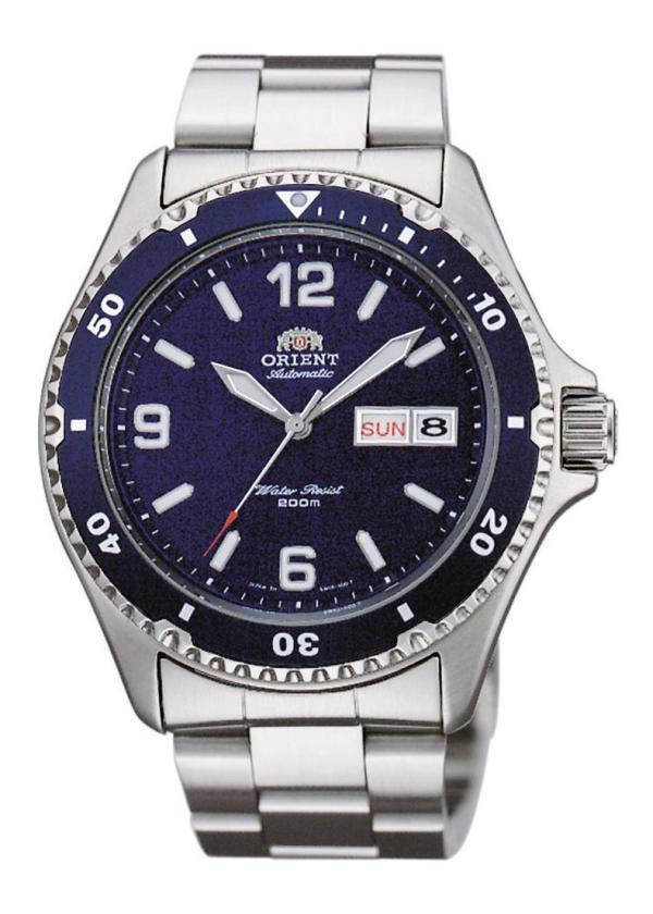 ORIENT Mens Wrist Watch Model Mako II Taucher FAA02002D3