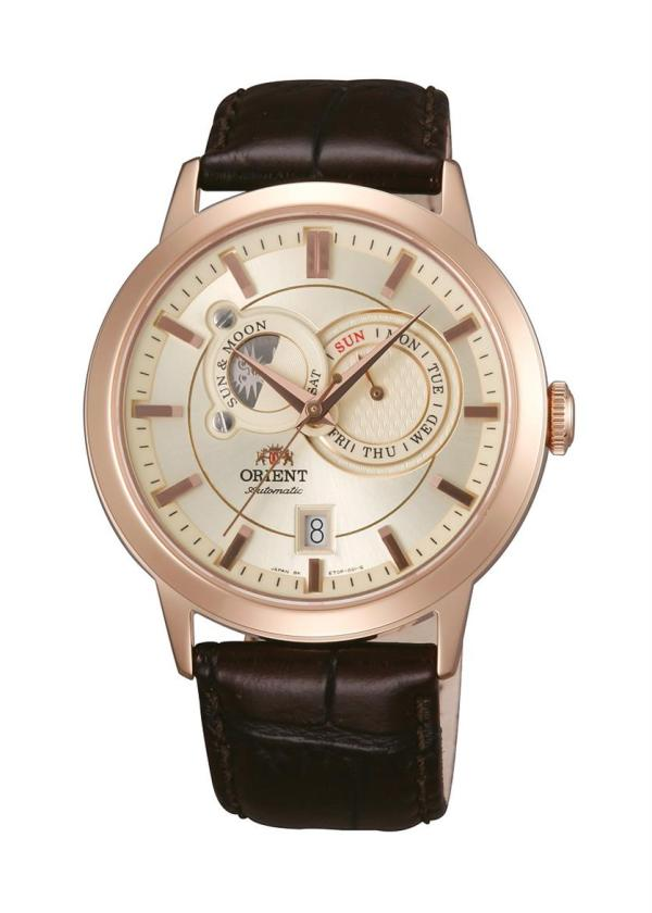 ORIENT Mens Wrist Watch FET0P001W0