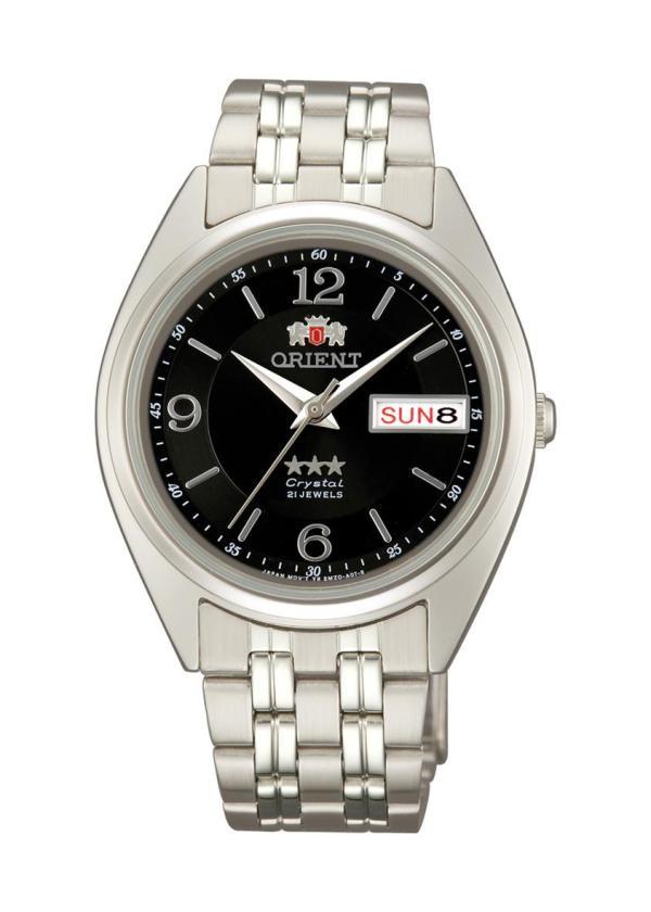 ORIENT Unisex Wrist Watch Model 3 Stars Automatic FAB0000EB9