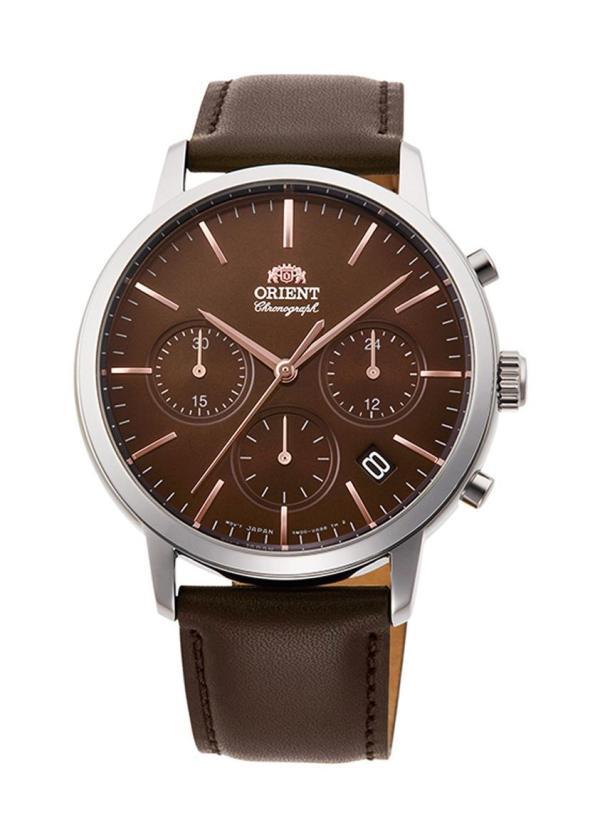 ORIENT Mens Wrist Watch RA-KV0304Y10B