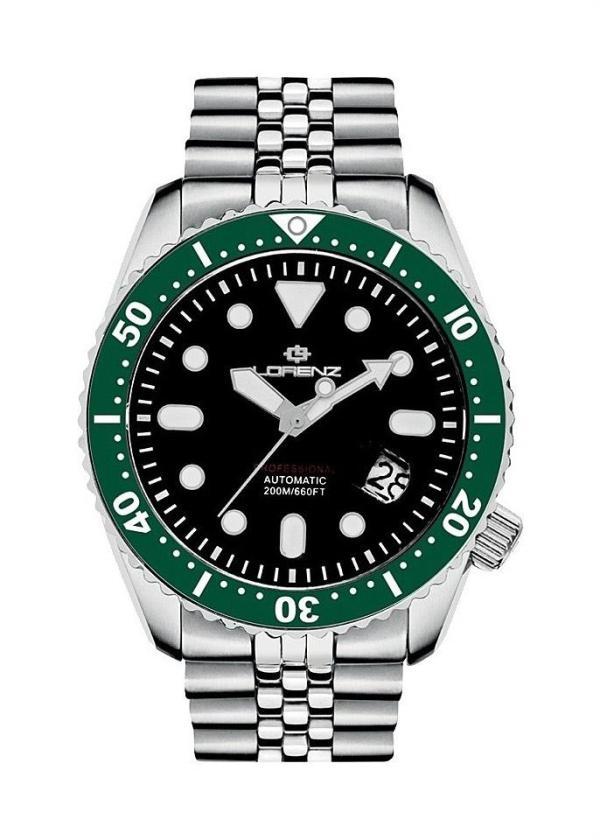 LORENZ Wrist Watch Model SHARK III AUTOMATIC 030138FF