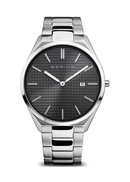 BERING Gents Wrist Watch Model ULTRA SLIM 17240-702