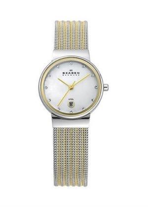 SKAGEN DENMARK Ladies Wrist Watch 355SSGS