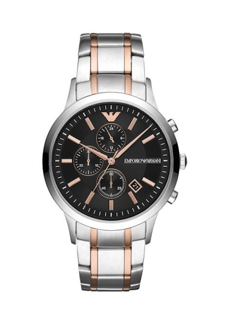 EMPORIO ARMANI Gents Wrist Watch Model RENATO AR11165
