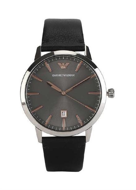 EMPORIO ARMANI Gents Wrist Watch Model RENATO Special Pack + Bracelet AR80026