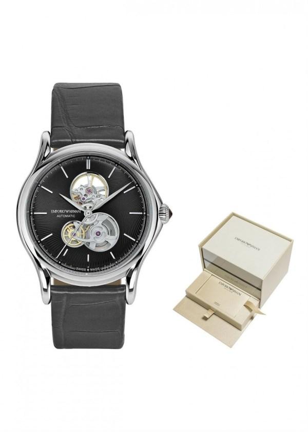 EMPORIO ARMANI SWISS MADE Gents Wrist Watch ARS3404