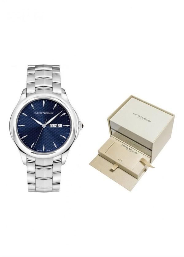 EMPORIO ARMANI SWISS MADE Gents Wrist Watch ARS8608