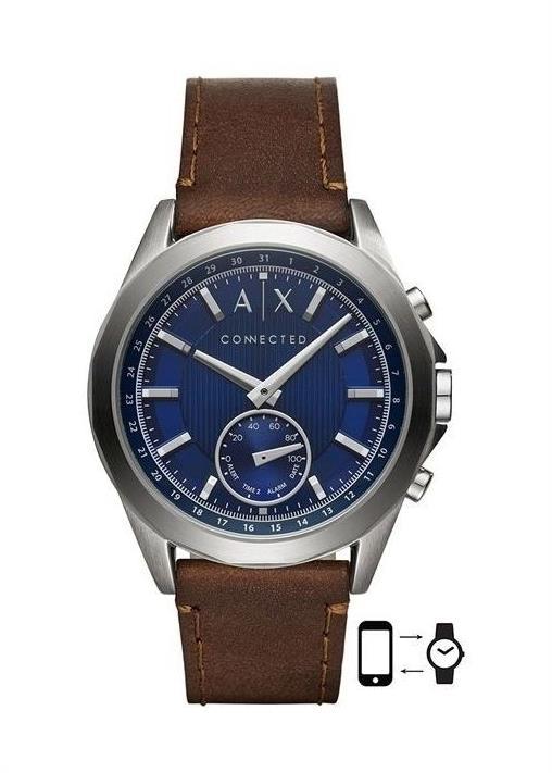 ARMANI EXCHANGE CONNECTED SmartWrist Watch Model DREXLER AXT1010
