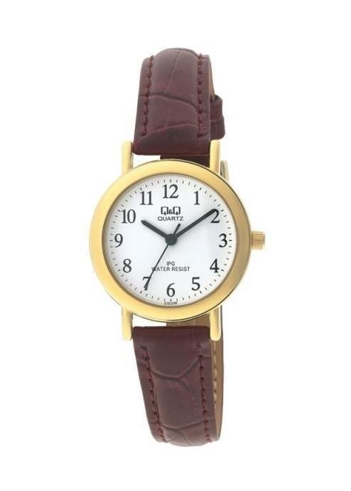 Q&Q Ladies Wrist Watch C151J104Y