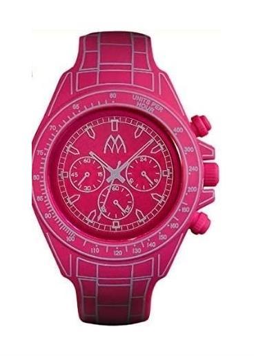 MARCO MAVILLA Wrist Watch Model DIGITONA FUXSIA DGT13BOBJ