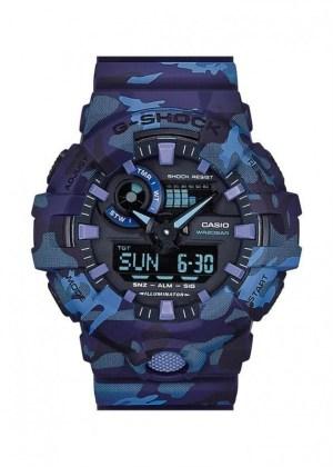 CASIO G-SHOCK Gents Wrist Watch GA-700CM-2AER