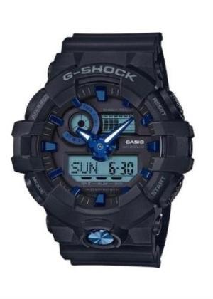 CASIO G-SHOCK Gents Wrist Watch GA-710B-1A2