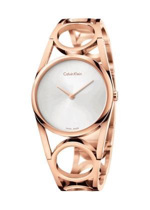 CK CALVIN KLEIN Ladies Wrist Watch Model ROUND K5U2M646