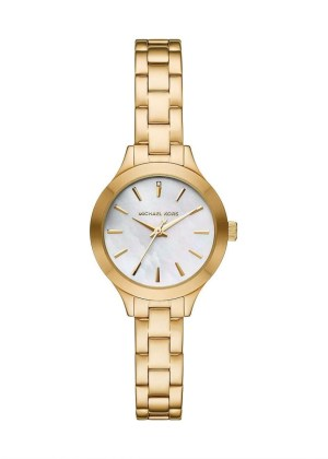 MICHAEL KORS Ladies Wrist Watch Model SLIM RUNWAY MK3871