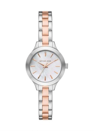 MICHAEL KORS Ladies Wrist Watch Model SLIM RUNWAY MK3873