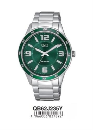 Q&Q Gents Wrist Watch QB62J235Y
