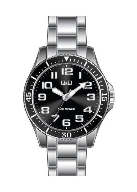 Q&Q Gents Wrist Watch QB64J225Y
