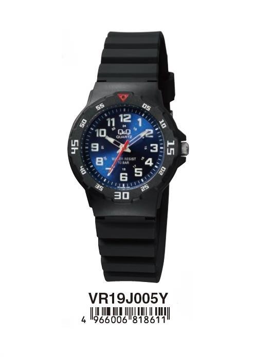 Q&Q Unisex Wrist Watch VR19J005Y