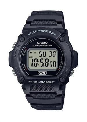 CASIO Gents Wrist Watch W-219H-1A