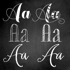 5 Font Kaligrafi dan Tulisan Tangan Download Gratis