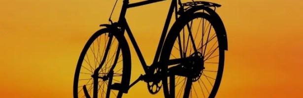 Stylish biking lights