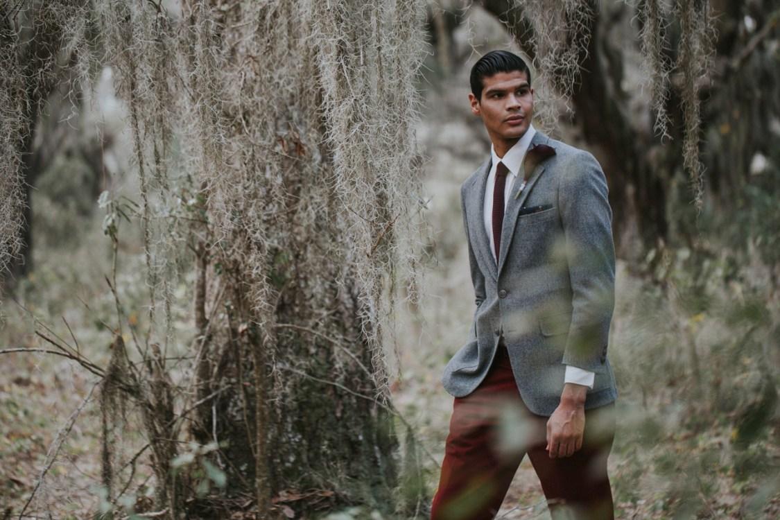 Orlando Florida Groom Portrait