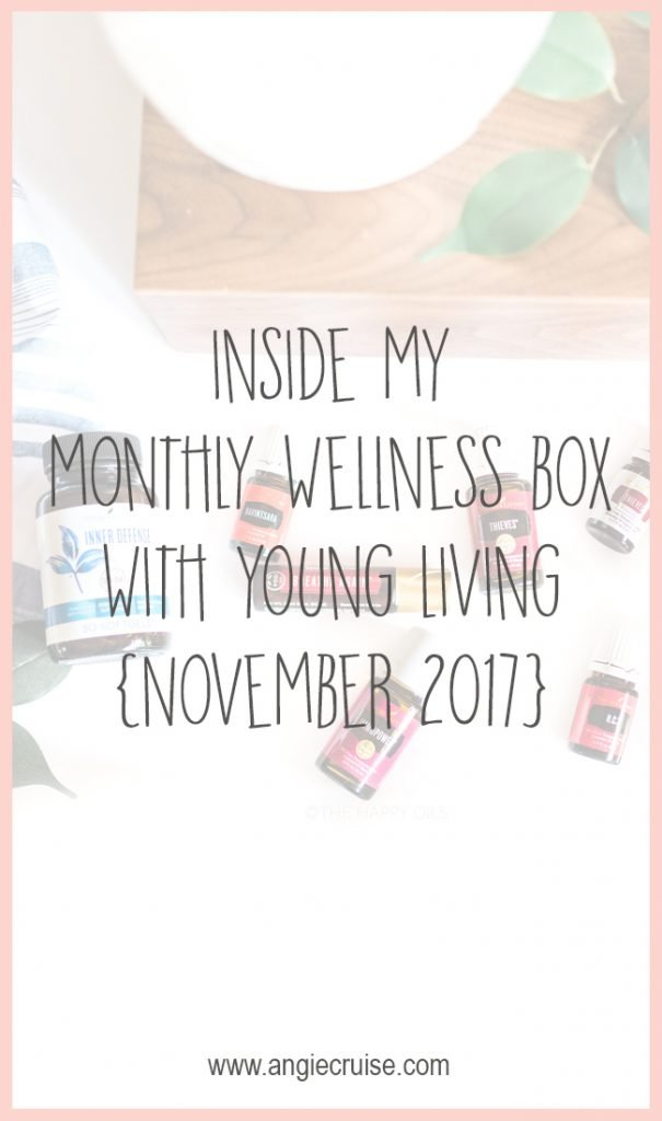 For those of you that aren't familiar with Young Living at all, I'd love to fill you in. Young Living is a wellness company that focuses on essential oils and essential oil infused products.