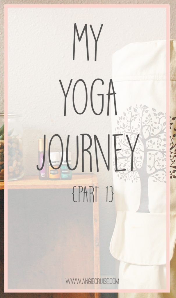 Today, I want to share my yoga journey, and what yoga means to me. I'm not an instructor, or even someone that knows a whole lot about yoga from an official standpoint.  I'm just a girl, who fell in love with a practive, who's trying to make it a lifestyle.