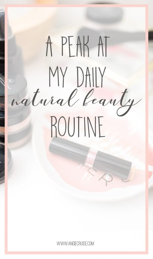 Need to overhaul your beauty products? I'm sharing my 100% all natural beauty routine! Check out this post for details. #naturalbeauty #naturalliving #skincare